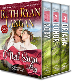 O'Neil Saga Trilogy Box Set